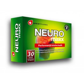 NEURO MAXX  30 CAP SPRINT PHARMA