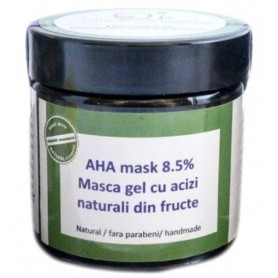 Masca gel peeling cu acizi naturali din fructe - AHA mask 8.5% 60 ml