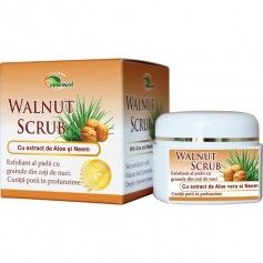SCRUB FACIAL WALNUT 40G