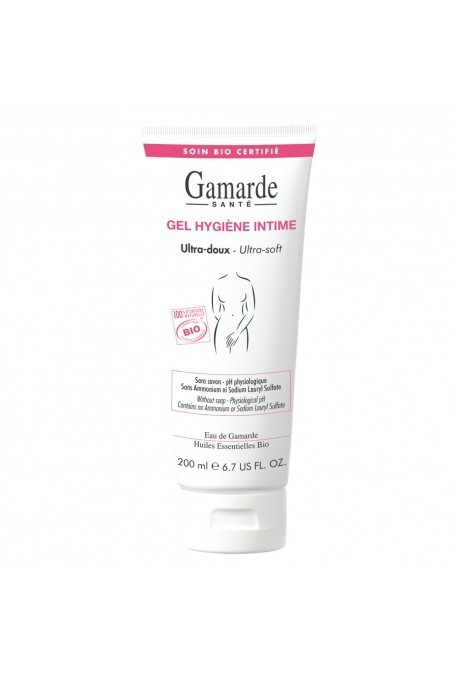 Gel intim natural Gamarde