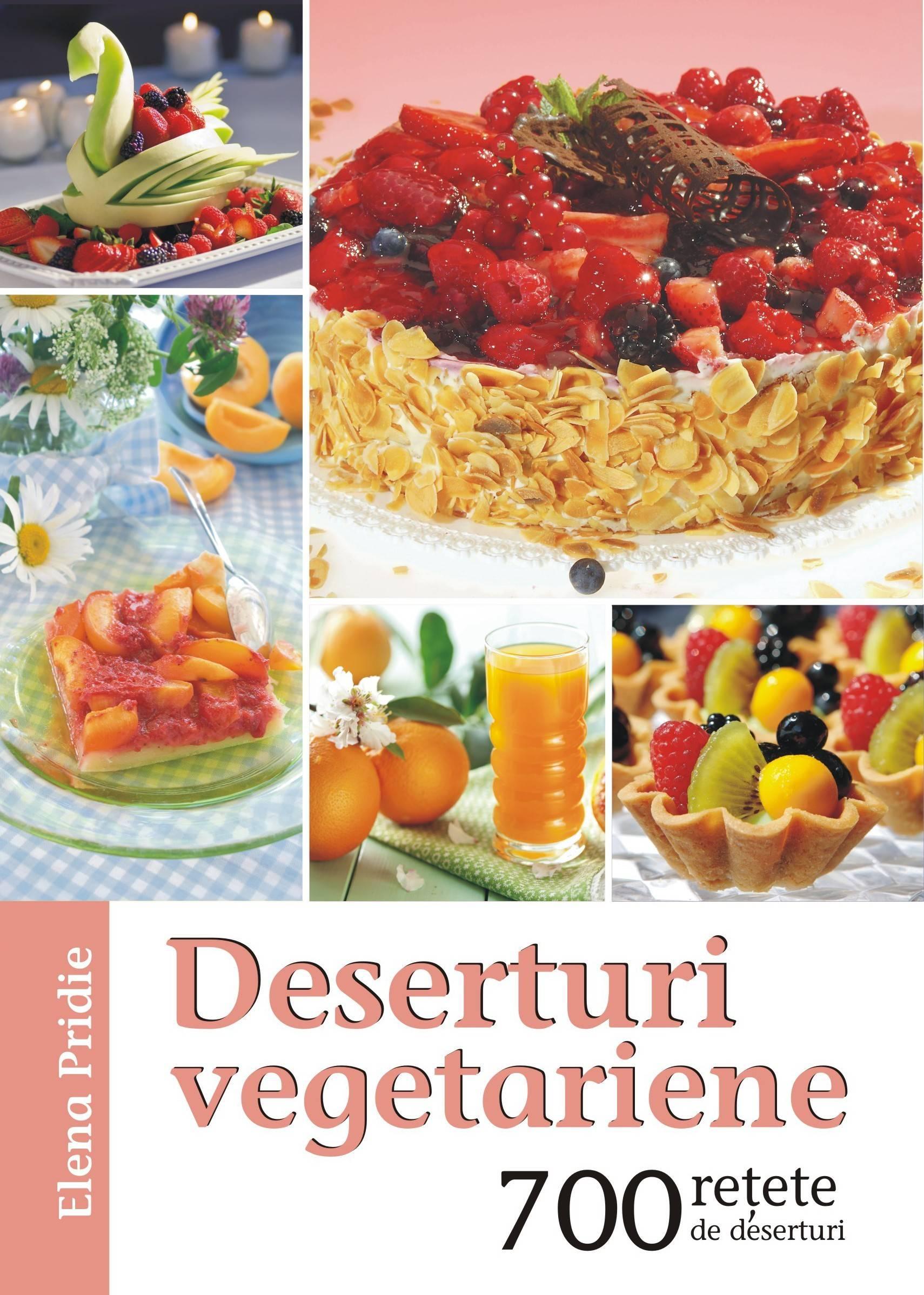 Deserturi vegetariene