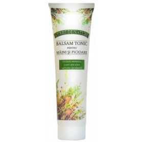 Balsam tonic maini si picioare 50 ml