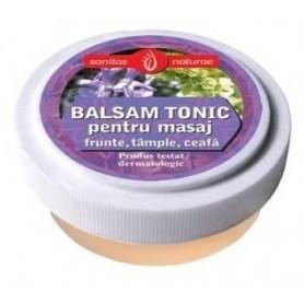 Balsam tonic masaj: frunte, tample, ceafa 20 ml