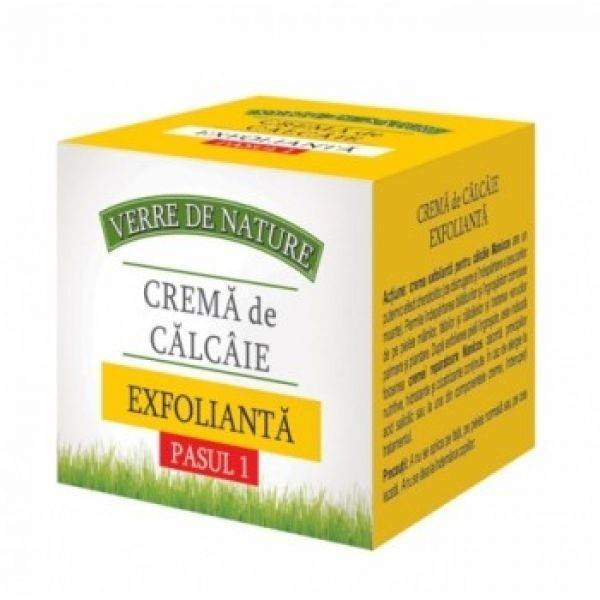 Crema calcaie exfolianta 100ml