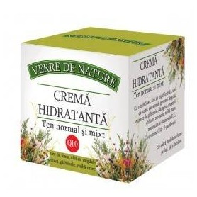 Crema hidratanta ten normal si mixt 50 ml cu unt de shea