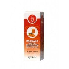 Extract uleios de morcovi, presat la rece 10 ml