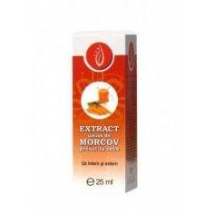 Extract uleios de morcovi, presat la rece 25 ml