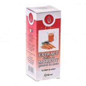 Extract uleios de morcovi, presat la rece 50 ml