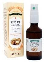 Ulei de macadamia 50 ml spray