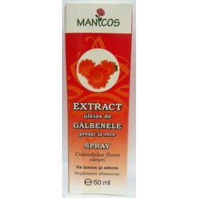 Extract uleios de galbenele 50 ml spray