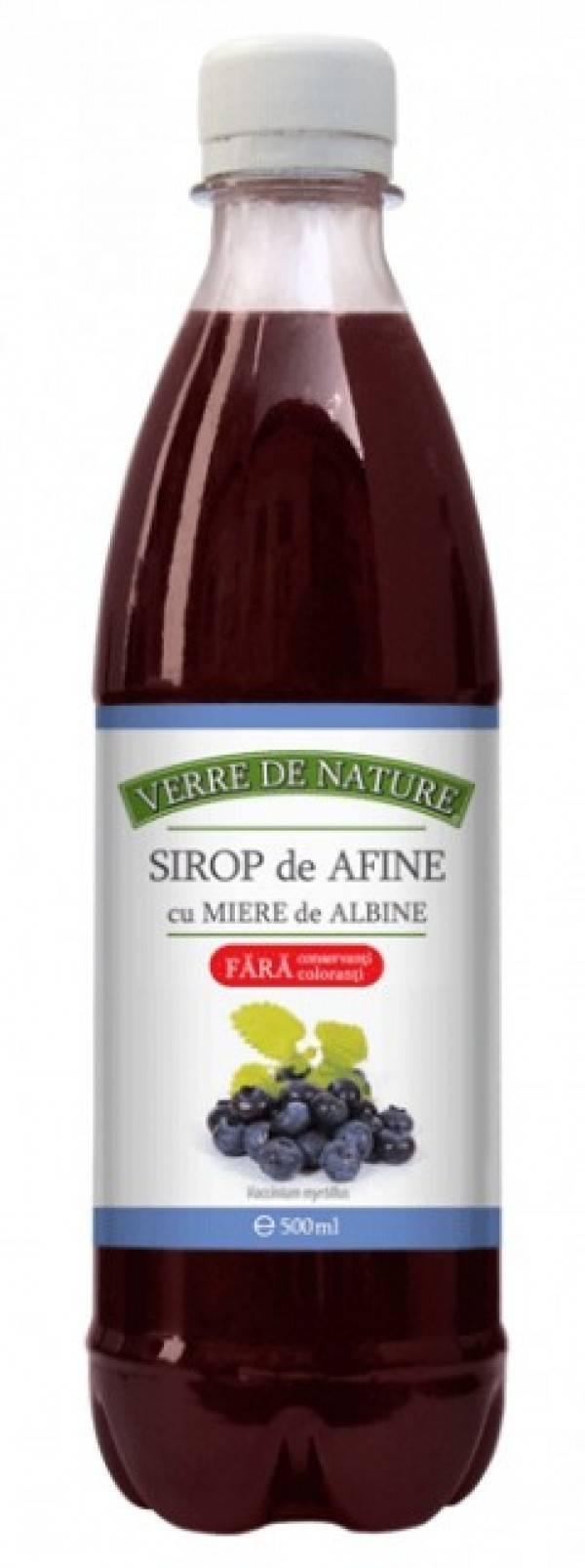 Sirop Afine