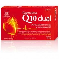 COENZIMA Q10 DUAL - 30 CPS GOOD DAYS THERAPY