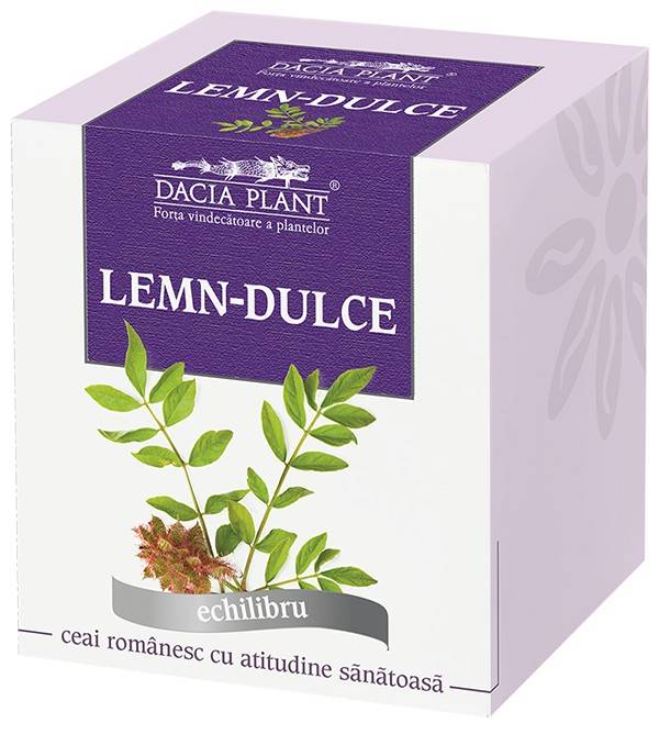 ceai lemn dulce vrac 50 g
