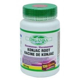 KONJAC EXTRACT-AMORPHOPHALLUS (GLUCOMANNAN)