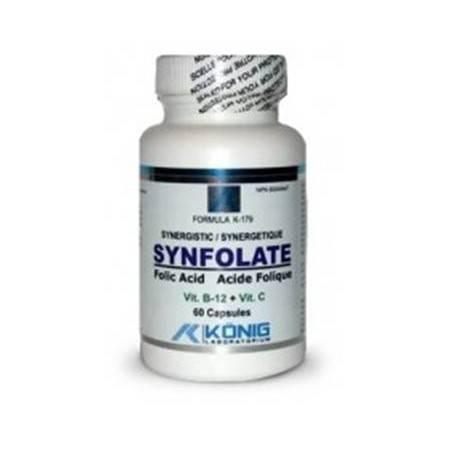 SYNFOLATE - Acid folic 60 CPS