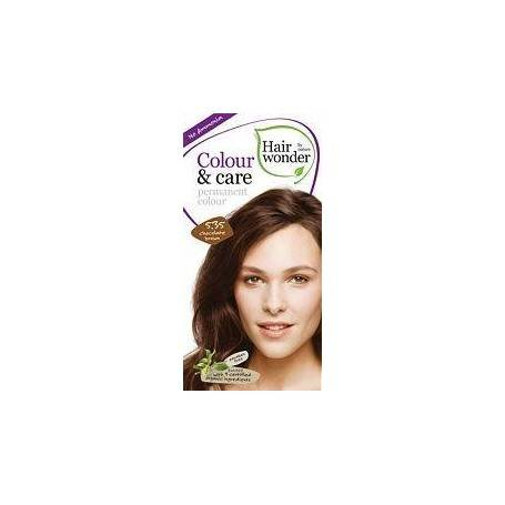 Vopsea permanenta fara amoniac Chocolate Brown 5.35