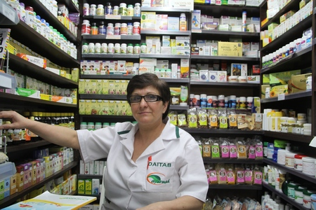 Specialist Fitoterapeut Felicia Marchidanu