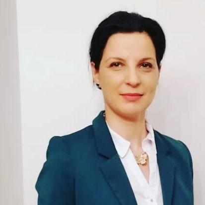 Nutritionist Gabriela Popovici