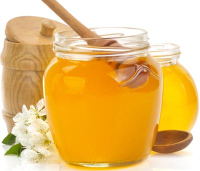 pret miere de salcam