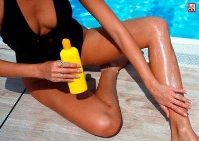 Efectele soarelui asupra pielii