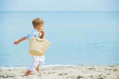 Protectia solara potrivita pentru copilul tau