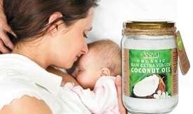 Uleiul de Cocos Jeeva Sprijina Proaspetele Mamici