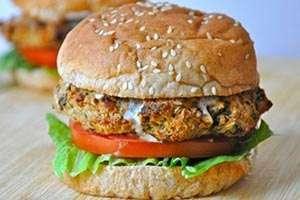 Burgeri vegani de linte